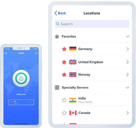VPN for iPhone