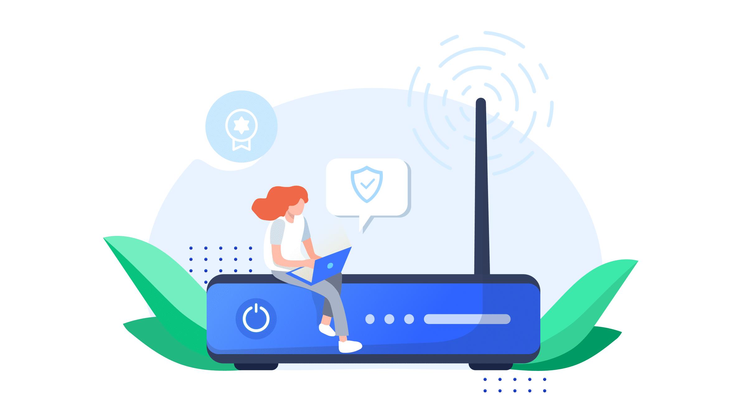 Top 9 Best VPN Routers