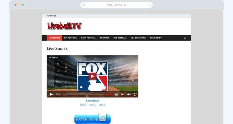 Liveball.tv