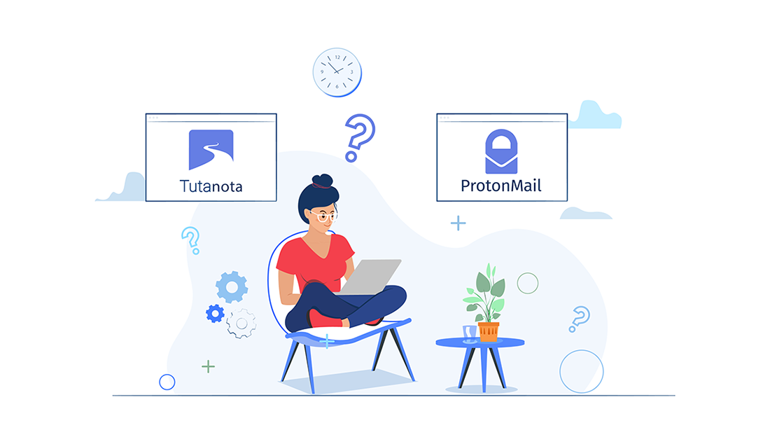 Everything You Need to Know About Tutanota vs ProtonMail