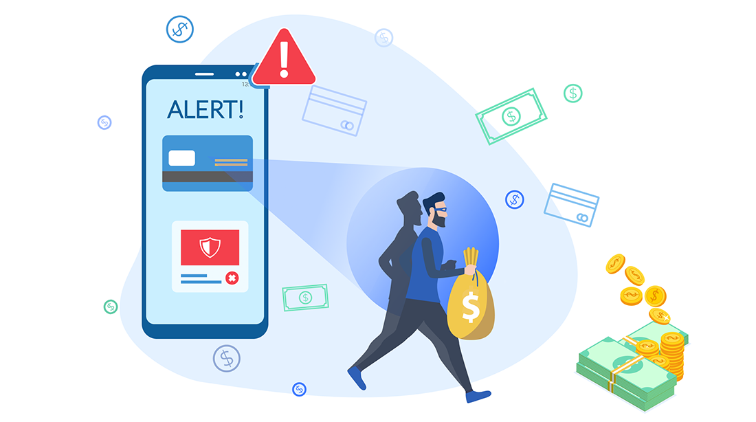 What is a port-out scam?