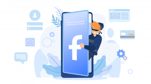 How do I know if my Facebook account has been hacked